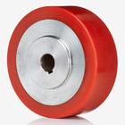 SERIES178Y Polyurethane Keyway Wheel