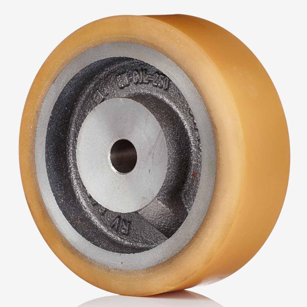 Pre Machined Vulkollan Wheel