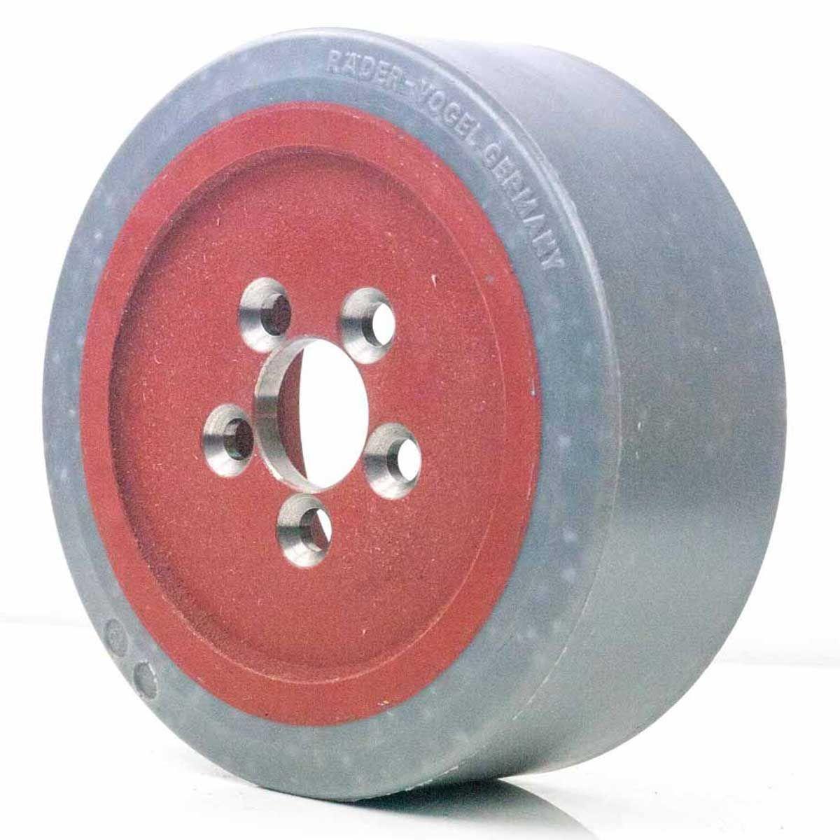 Polyurethane Wet Grip Drive Wheel