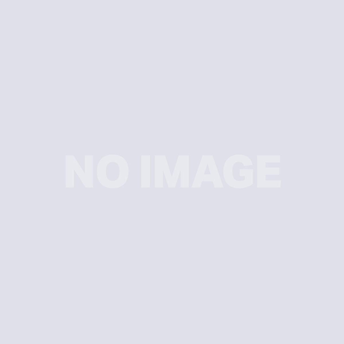 Nylon Fixed Castor Wheel - Technical Diagram