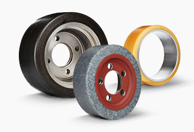 TEP Forklift Wheels