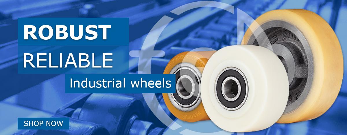 Nylon Wheels For Conveyor Systems