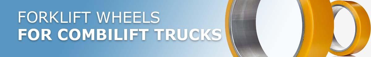 Combilift Forklift Truck Wheels