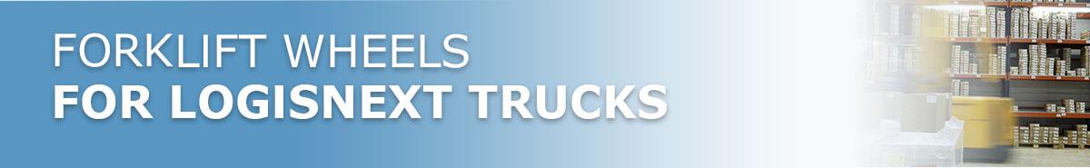 Logisnext Forklift Truck Wheels