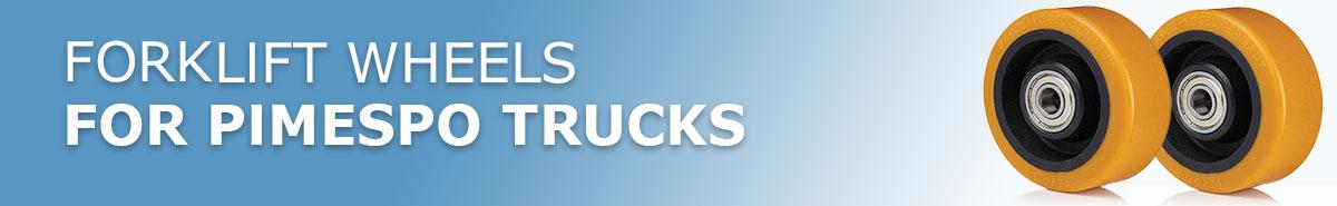 Pimespo Forklift Truck Wheels