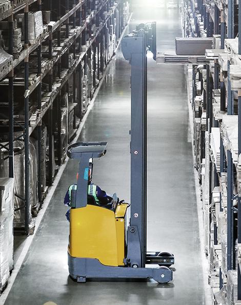 TEP Forklift Manufacturers