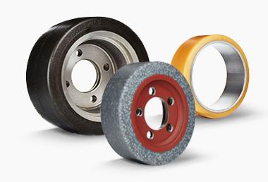 TEP Forklift Wheels