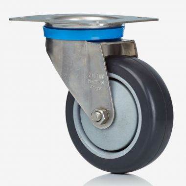 Electrically Conductive Swivel Castor Wheel