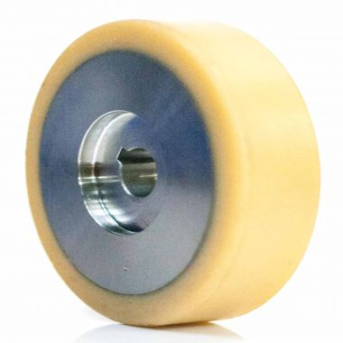 Drive Wheel With Plain Bore