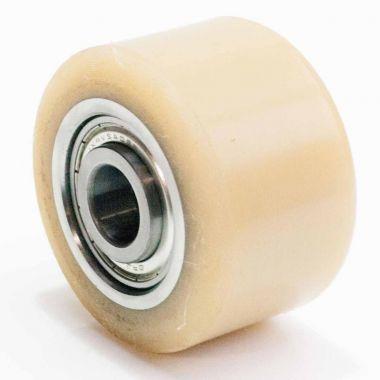 82/50/52/20 Vulkollan Pallet Roller with 6204 ZZV Ball Bearings