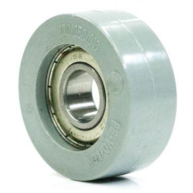 Polyurethane Roller with ball bearing
