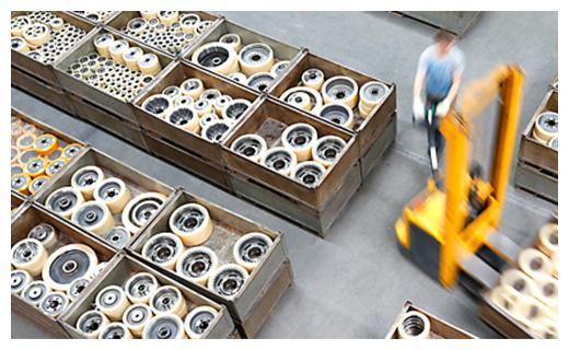 Forklift Truck Wheels